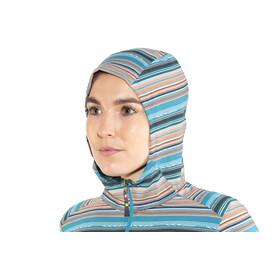 Sherpa Preeti - Veste Femme - bleu/Multicolore